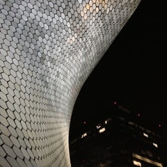 Photo taken at Plaza Carso by Juan Manuel R. on 4/21/2013