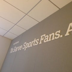 Photo taken at ESPN by Gerard S. on 3/17/2014
