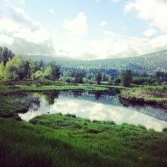 Photo taken at Poco Trail by Maritza V. on 5/6/2014