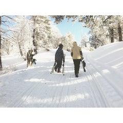 Photo taken at Bear Mountain Ski Resort by Daniel C. on 1/13/2013