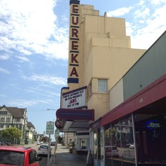 Photo taken at Eureka Theater by Debi W. on 7/24/2013