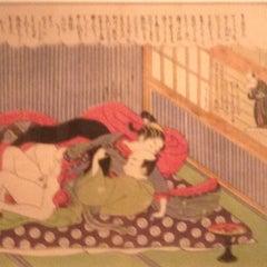 Photo taken at Scholten Japanese Art by Alice C. on 3/12/2014