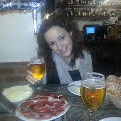 Photo taken at Restaurante El Labriego by Ricardo M. on 10/24/2012