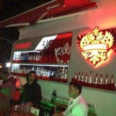 Photo taken at Küba Restaurant & Lounge Bar by Mustafa A. on 4/20/2013