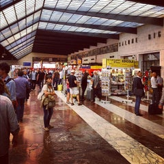 Photo taken at Stazione Firenze Santa Maria Novella by Chris M. on 9/26/2012