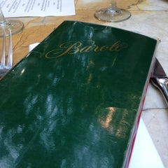 Photo taken at Barolo Ristorante by Arya Y. on 10/20/2012