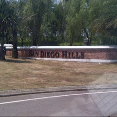 Photo taken at San Diego Hills Memorial Parks & Funeral Homes by Gracia N. on 3/21/2013