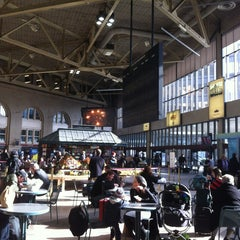 Photo taken at South Station Food Court by Adel K. on 1/17/2013