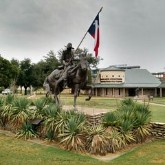 Photo taken at Texas Ranger Hall of Fame and Museum by xelster on 9/9/2015