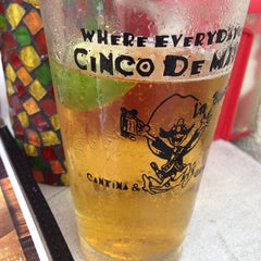 Photo taken at La Bamba Mexican Restaurant by Jay H. on 1/11/2014