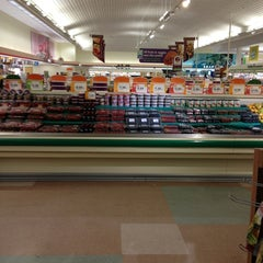 Photo taken at Stop & Shop by Lisa J. on 3/22/2013