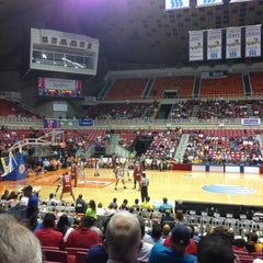 Photo taken at Roberto Clemente Coliseum by Chepo L. on 5/23/2013