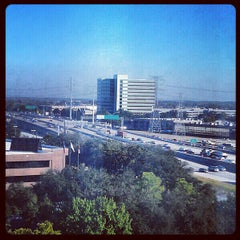 Photo taken at Houston Marriott North by stinamarie on 11/16/2012