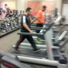Photo taken at LA Fitness by Toni R. on 4/1/2013