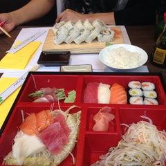 Photo taken at Nagano Japanese Restaurant by Richard B. on 8/9/2014