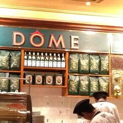 Photo taken at DÔME by sayhuat l. on 10/18/2012