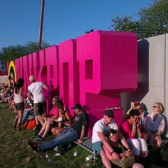 Photo taken at Pinkpop by Dick S. on 5/28/2012