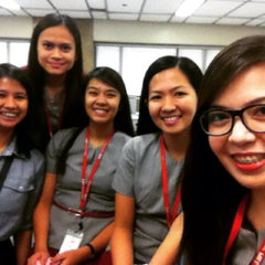 Photo taken at BPI Head Office by Kulin C. on 4/27/2015