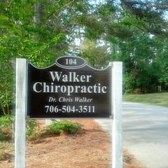 Photo taken at Walker Chiropractic by Melissa F. on 7/10/2014