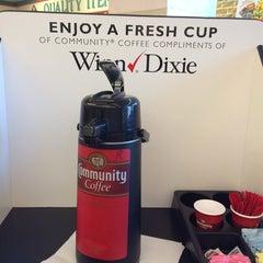 Photo taken at Winn-Dixie by Danna C. on 2/28/2014