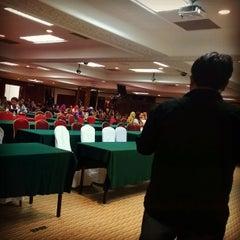 Photo taken at Pejabat Setiausaha Kerajaan (SUK) Negeri Kelantan by Muhammad Amiruddin B. on 11/6/2014