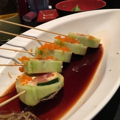 Photo taken at SakeBomber Sushi & Grill by Jane W. on 3/18/2016
