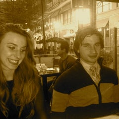 Photo taken at Brasserie Creperie by David ⚡. on 4/6/2013