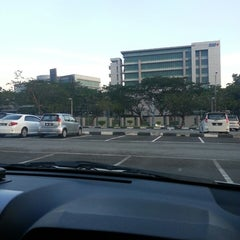 Photo taken at RHB Bangi Complex by Atiqah I. on 6/9/2014