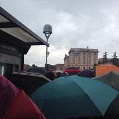 Photo taken at Imbarcadero ACTV Ferrovia by Manfredi D. on 5/2/2014