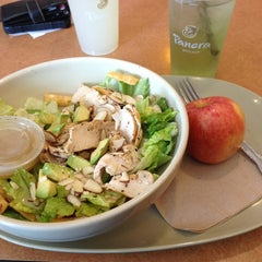 Photo taken at Panera Bread by Ada P. on 6/14/2013