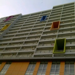 Photo taken at BINUS Square by Bintoro S. on 10/22/2012