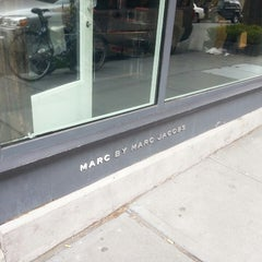 Photo taken at Marc Jacobs Beauty by Junseong p. on 3/17/2013