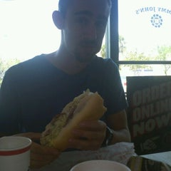 Photo taken at Jimmy John's by Dalton B. on 4/29/2012