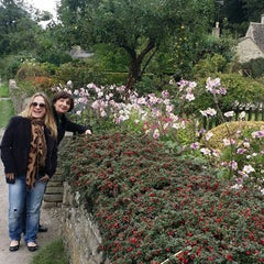 Photo taken at Stow-on-the-Wold by Ana A. on 9/9/2015