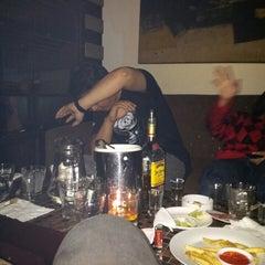 Photo taken at Venue Bar & Lounge by Guntur rizqy A. on 4/5/2014