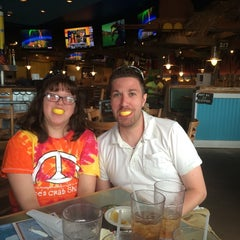 Photo taken at Cheeseburger in Paradise - Evansville by 🌟Laura on 6/27/2014