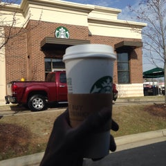 Photo taken at Starbucks by Chris C. on 3/18/2015