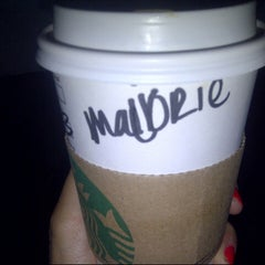 Photo taken at Starbucks by Malorie P. on 5/8/2013