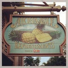 Photo taken at Aloha Isle by John on 8/30/2013
