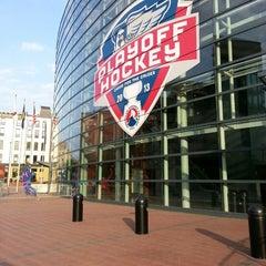 Photo taken at Van Andel Arena by Bridget S. on 5/18/2013