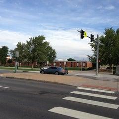 Photo taken at Arapahoe High School by John B. on 9/14/2013