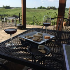 Photo taken at Elk Creek Vineyard by Diane M. on 6/17/2014