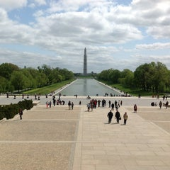 Photo taken at Washington Monument by Raffy I. on 4/22/2013