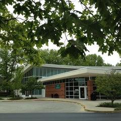 Photo taken at Northwest Library by Jennifer M. on 5/14/2013