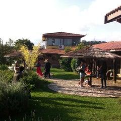 Photo taken at Hotel Fazenda Hípica Atibaia by Hana K. on 3/23/2013