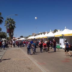 Photo taken at Tucson Festival of Books by Troy B. on 3/15/2014