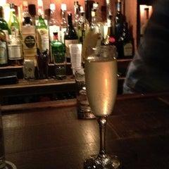 Photo taken at Blue Ribbon Downing Street Bar by Kate R. on 11/16/2012