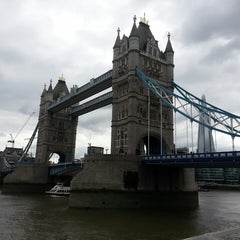 Photo taken at Tower Bridge Exhibition by koni a. on 7/3/2013