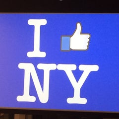 Photo taken at Facebook NYC by Brian A. on 10/28/2015
