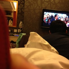 Photo taken at WifiHotel 星網商務酒店 by Desty P. on 3/19/2013